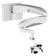 стоматологический операционный микроскоп global на стене