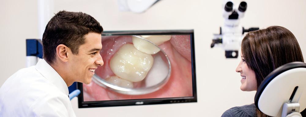 стоматологический операционный микроскоп global в клинике