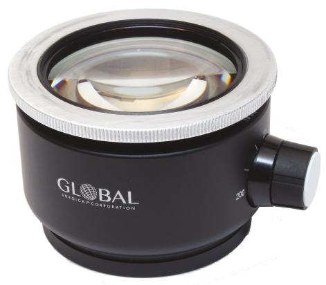 стоматологический операционный микроскоп global с линзой