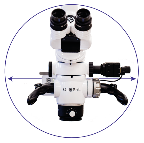 стоматологический микроскоп global и axis