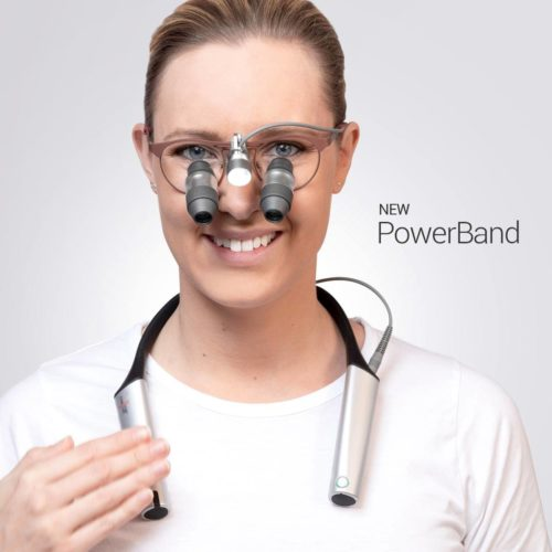 Powerband shoulder